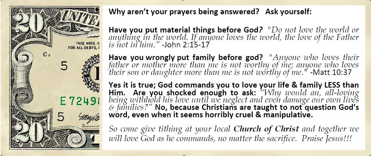 photo relating to Free Printable Gospel Tracts named Down load Printable Atheist Pamphlets, Fliers and \u201cTracts