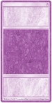Reason Card Center Purple TALL