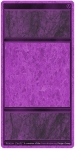 Reason Card Center wild purple TALL