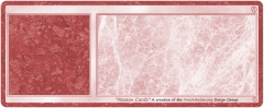 Reason Card side wide Red