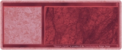 Reason Card side wide Wild Red
