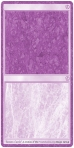 Reason Card Top Purple TALL