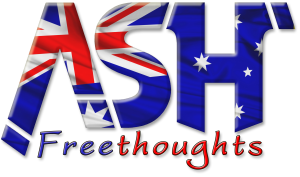 1a ASH australia blue red text FREETHOUGHT