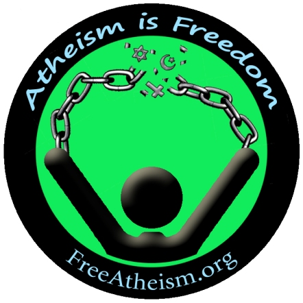 Atheism is freedom copy2