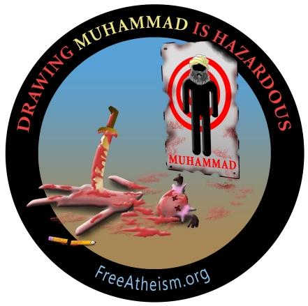 Drawing Muhammad copy