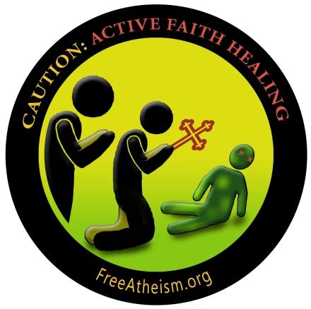 faith healing copy