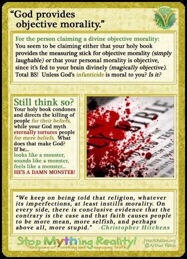 Divine morality Mything Reality copy