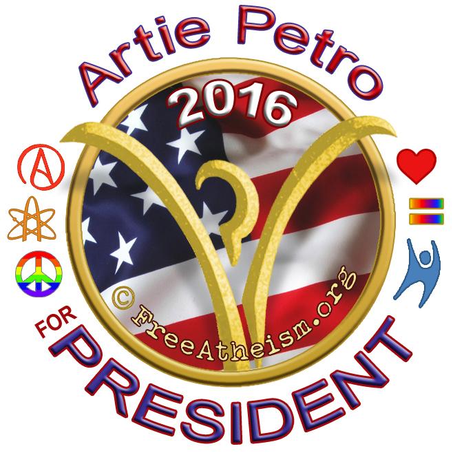 Artie for Pres 2016 symbols 2