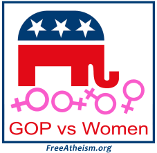 GOP vs women copy
