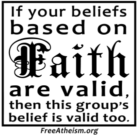 is faith valid GROUP