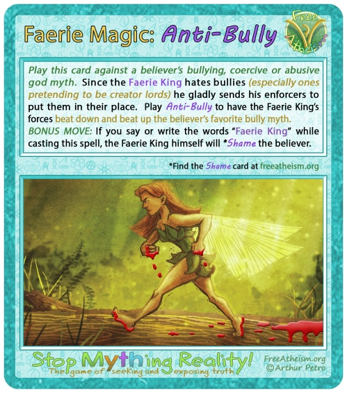 faerie magic antibully