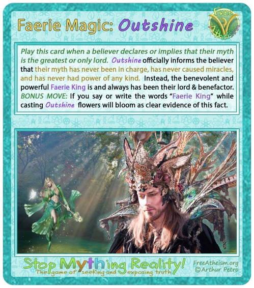 faerie magic Outshine